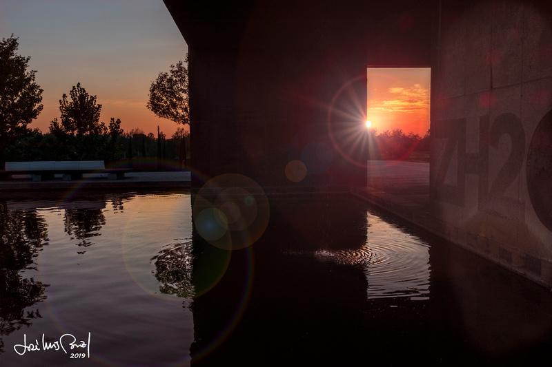 Sunset 966
