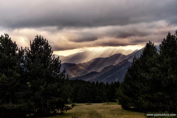 Pirineos en 35 mm - Moixeró desde la Ruta del Trencapinyes