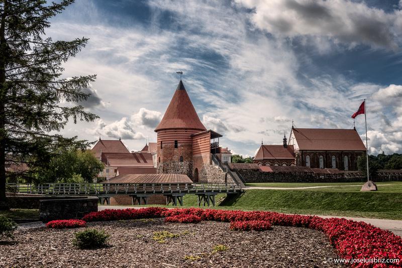 Kaunas Castle. Lithuania