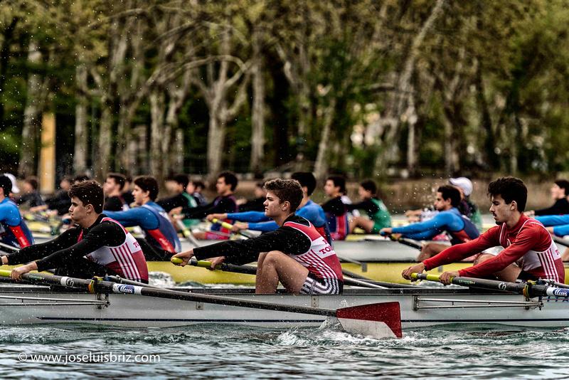 Rowing aesthetics: multithreading